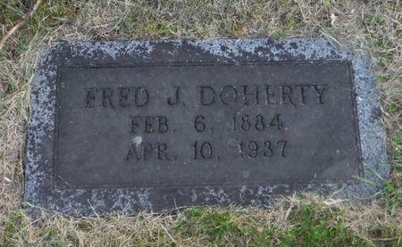 DOHERTY, FRED J. - Dubuque County, Iowa | FRED J. DOHERTY