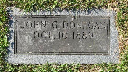 DONEGAN, JOHN G. - Dubuque County, Iowa | JOHN G. DONEGAN