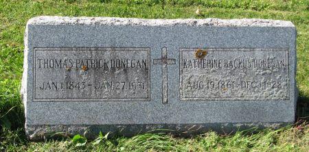 DONEGAN, THOMAS PATRICK - Dubuque County, Iowa | THOMAS PATRICK DONEGAN
