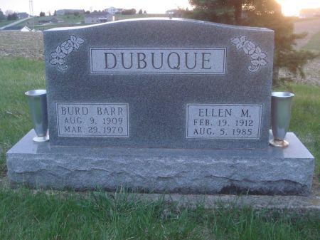 DUBUQUE, BURD BARR - Dubuque County, Iowa | BURD BARR DUBUQUE