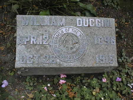 DUCCINI, WILLIAM - Dubuque County, Iowa | WILLIAM DUCCINI