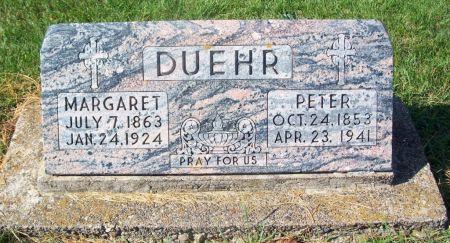 DUEHR, MARGARET - Dubuque County, Iowa | MARGARET DUEHR