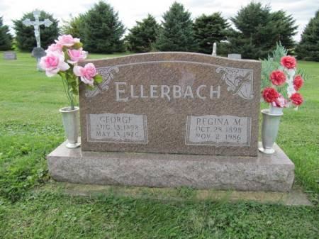 ELLERBACH, REGINA M. - Dubuque County, Iowa | REGINA M. ELLERBACH