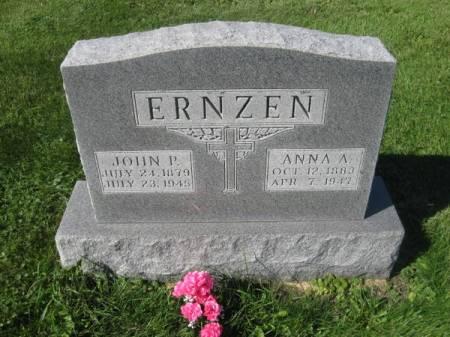 ERNZEN, JOHN P. - Dubuque County, Iowa | JOHN P. ERNZEN