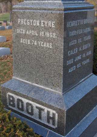 EYRE, PRESTON - Dubuque County, Iowa | PRESTON EYRE