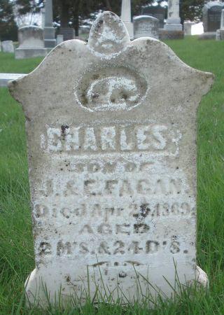 FAGAN, CHARLES - Dubuque County, Iowa | CHARLES FAGAN