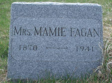 FAGAN, MAMIE - Dubuque County, Iowa | MAMIE FAGAN