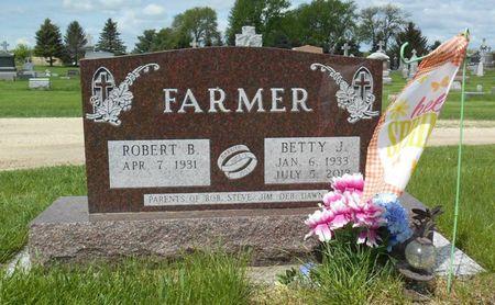 FARMER, BETTY JEAN - Dubuque County, Iowa | BETTY JEAN FARMER