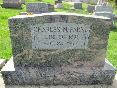 FARNI, CHARLES N. - Dubuque County, Iowa   CHARLES N. FARNI