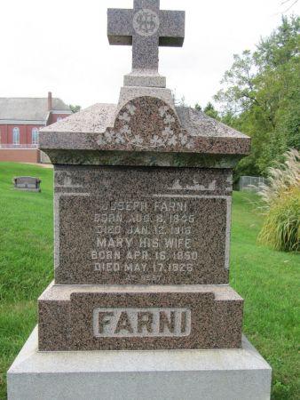 FARNI, JOSEPH - Dubuque County, Iowa | JOSEPH FARNI