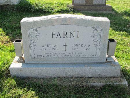 FARNI, EDWARD N. - Dubuque County, Iowa   EDWARD N. FARNI