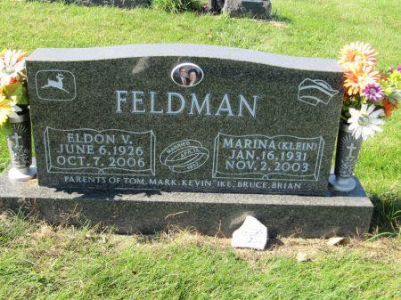 KLEIN FELDMAN, MARINA - Dubuque County, Iowa | MARINA KLEIN FELDMAN