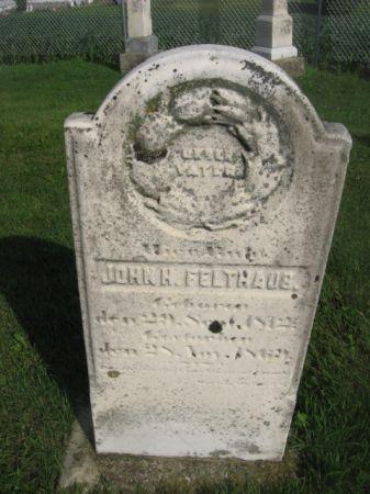 FELTHAUS, JOHN H. - Dubuque County, Iowa   JOHN H. FELTHAUS