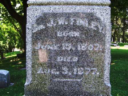FINLEY, DR. J.W. - Dubuque County, Iowa | DR. J.W. FINLEY