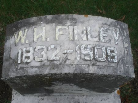 FINLEY, W. H. - Dubuque County, Iowa | W. H. FINLEY