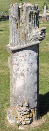 FINN, MICHAEL R. - Dubuque County, Iowa | MICHAEL R. FINN