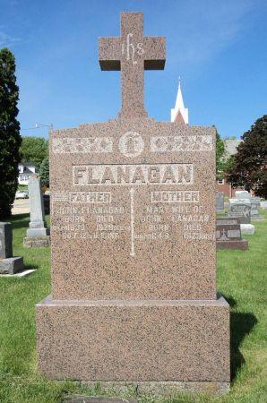 FLANAGAN, MARY - Dubuque County, Iowa   MARY FLANAGAN