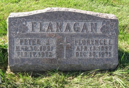 FLANAGAN, PETER J. - Dubuque County, Iowa | PETER J. FLANAGAN