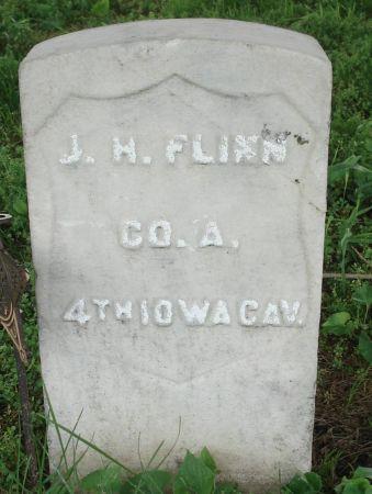 FLINN, J. H. - Dubuque County, Iowa   J. H. FLINN
