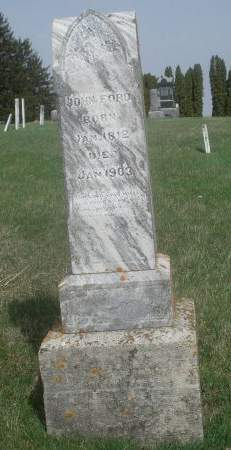 FORD, JOHN - Dubuque County, Iowa | JOHN FORD
