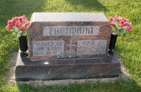 FRIEDMAN FORTMANN, ROSE E. - Dubuque County, Iowa | ROSE E. FRIEDMAN FORTMANN
