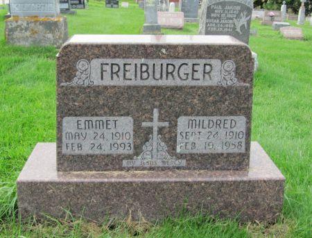 FREIBURGER, EMMET - Dubuque County, Iowa | EMMET FREIBURGER
