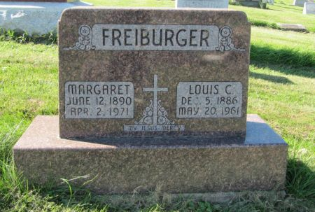 FREIBURGER, LOUIS C. - Dubuque County, Iowa | LOUIS C. FREIBURGER