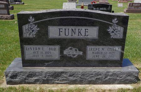 TILL FUNKE, IRENE M. - Dubuque County, Iowa | IRENE M. TILL FUNKE