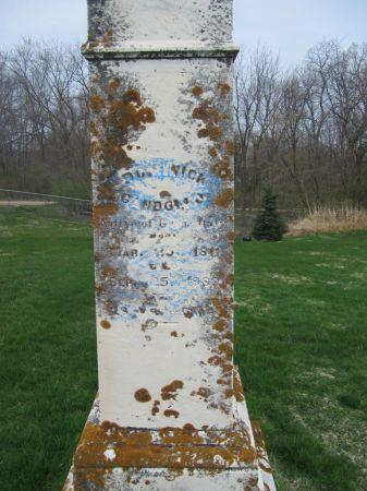 GANDOLFO, CATHERINE - Dubuque County, Iowa   CATHERINE GANDOLFO