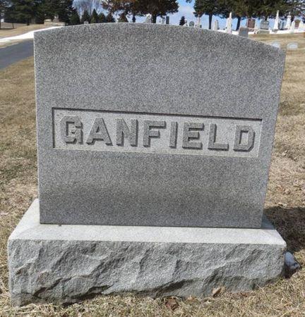 GANFIELD, GEORGE R. - Dubuque County, Iowa | GEORGE R. GANFIELD
