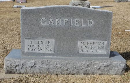 GANFIELD, MARGARET EVELYN - Dubuque County, Iowa | MARGARET EVELYN GANFIELD
