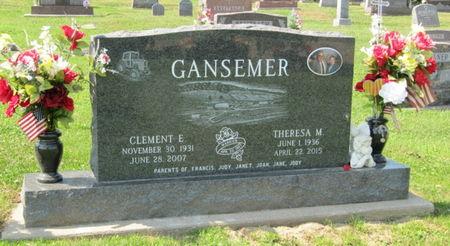 BERGFELD GANSEMER, THERESA M. - Dubuque County, Iowa | THERESA M. BERGFELD GANSEMER