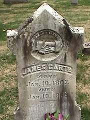 GARTH, JAMES - Dubuque County, Iowa | JAMES GARTH