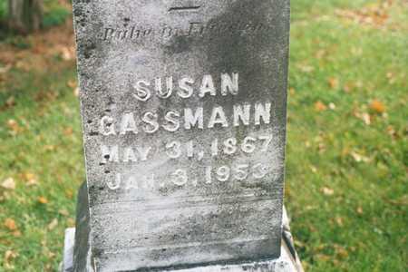 GASSMAN, SUSAN - Dubuque County, Iowa   SUSAN GASSMAN