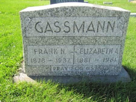 RUDEN GASSMANN, ELIZABETH A. - Dubuque County, Iowa | ELIZABETH A. RUDEN GASSMANN