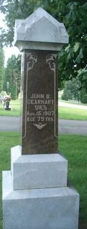 GEARHART, JOHN B. - Dubuque County, Iowa   JOHN B. GEARHART