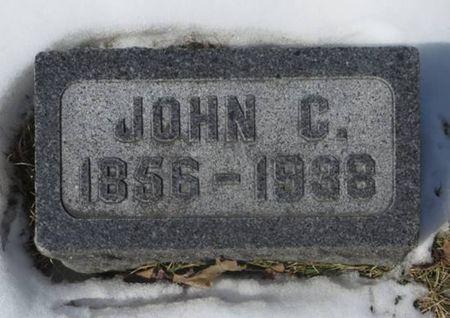 GEARHART, JOHN C. - Dubuque County, Iowa   JOHN C. GEARHART