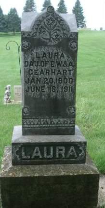 GEARHART, LAURA - Dubuque County, Iowa | LAURA GEARHART