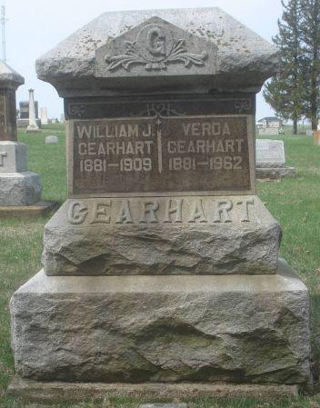 GEARHART, VERDA - Dubuque County, Iowa | VERDA GEARHART