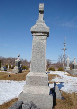 GEORGEN, JOSEPHINE - Dubuque County, Iowa | JOSEPHINE GEORGEN