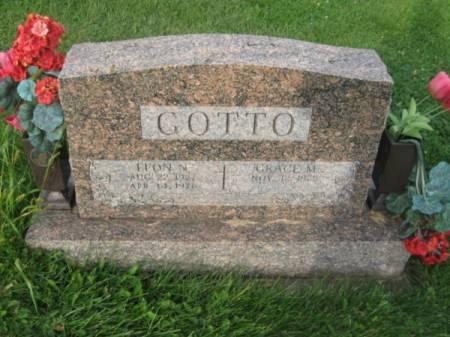 GOTTO, LEON N. - Dubuque County, Iowa | LEON N. GOTTO