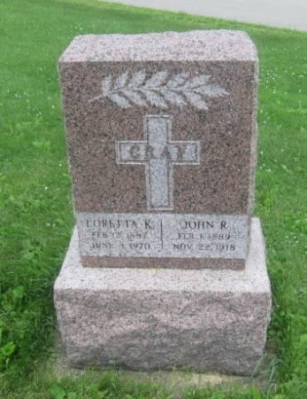 GRAF, LORETTA K. - Dubuque County, Iowa | LORETTA K. GRAF