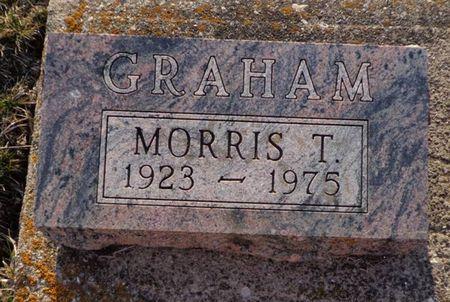 GRAHAM, MORRIS T. - Dubuque County, Iowa | MORRIS T. GRAHAM