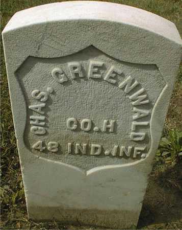 GREENWALD, CHARLES - Dubuque County, Iowa | CHARLES GREENWALD