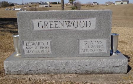 GREENWOOD, EDWARD J. - Dubuque County, Iowa | EDWARD J. GREENWOOD