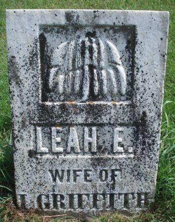 GRIFFITH, LEAH E. - Dubuque County, Iowa | LEAH E. GRIFFITH