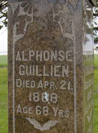 GUILLIEN, ALPHONSE - Dubuque County, Iowa | ALPHONSE GUILLIEN
