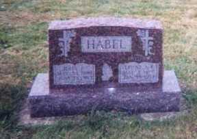 HANSEN HABEL, VERONICA K. - Dubuque County, Iowa | VERONICA K. HANSEN HABEL
