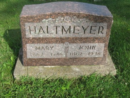 HALTMEYER, JOHN - Dubuque County, Iowa | JOHN HALTMEYER