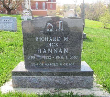 HANNAN, RICHARD M.